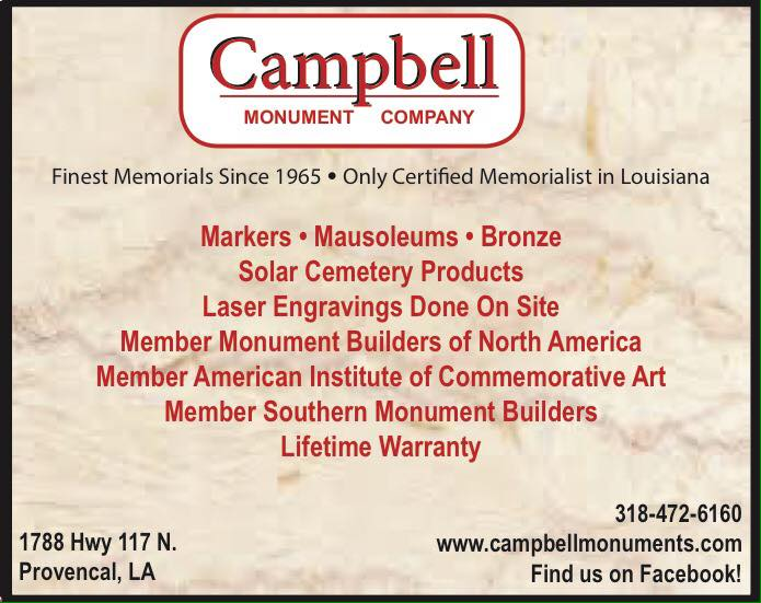 Campbell Monument AD