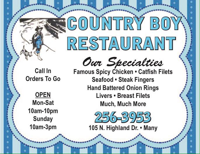 Country Boy AD