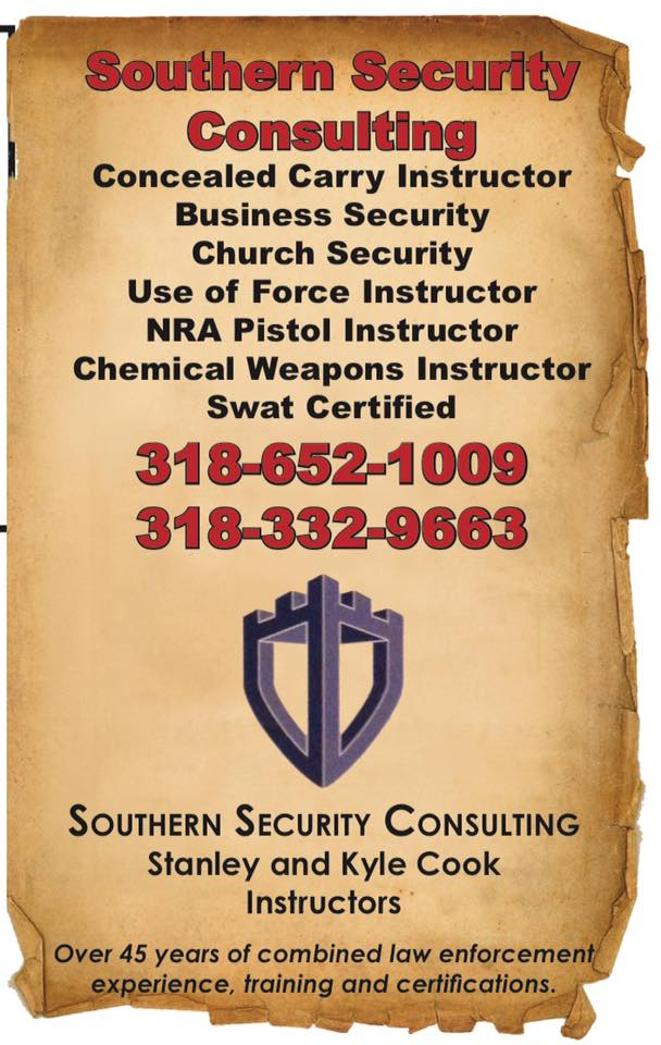 Southern Security AD