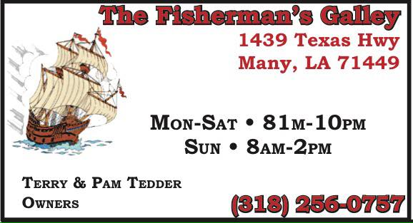 The Fishermans Galley AD