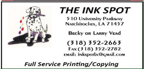 The Ink Spot AD