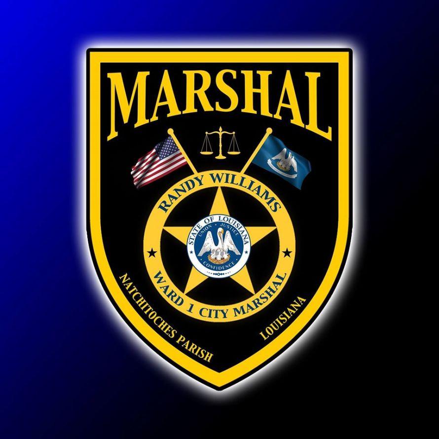 Natchitoches City Marshal NEW LOGO