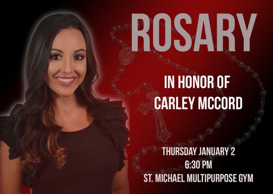 Carley McCord Rosary