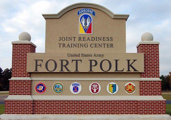 Fort polk