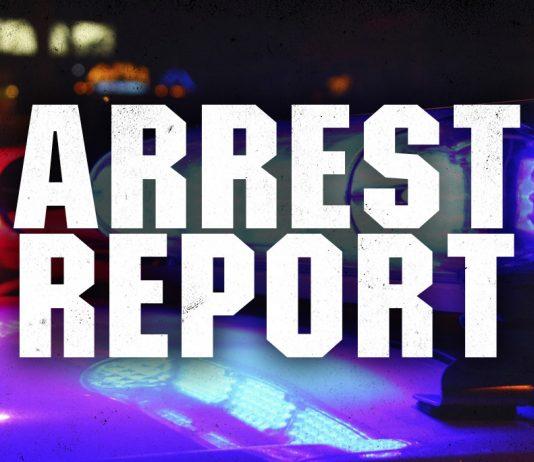 Arrest Report12720
