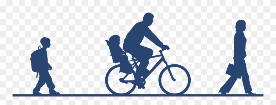 Bike and Pedestrian