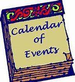 Calander of Events