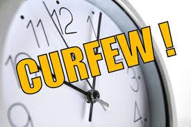 curfew images
