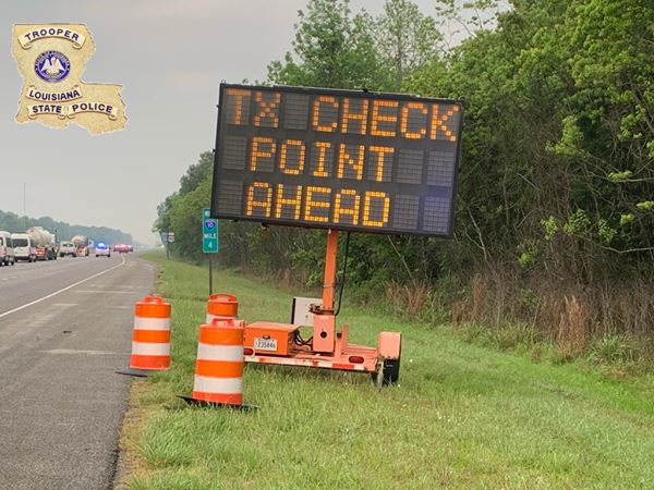 Texas Checkpoint