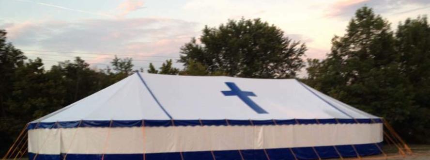 tent church