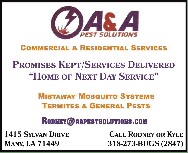 A & A Pest CA