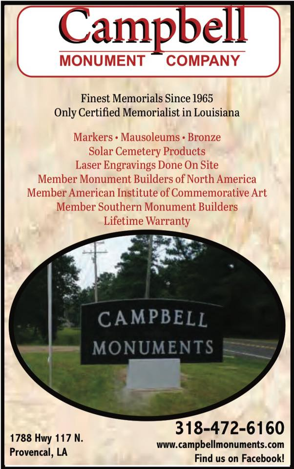 Campbell Monument CA
