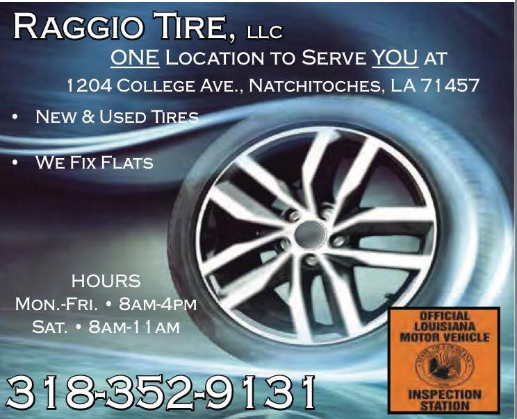 Raggio Tires CA